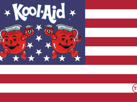 Delusions of Democracy: Feigned Freedom & the All-American Electrifying Kool-Aid Acid Test