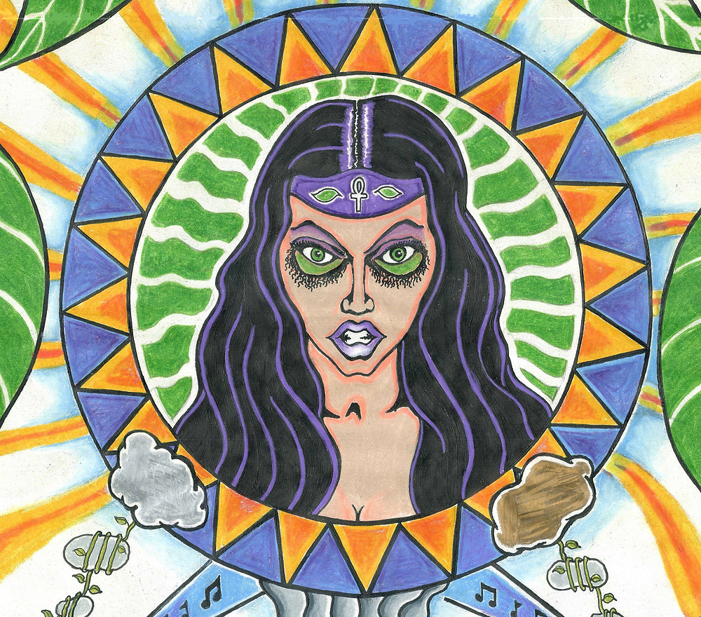 Herbal Alchemy & the Goddess of the Great Work