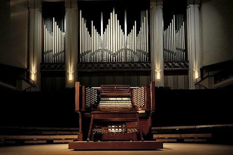 Jacksonville MO Facade HARPO organ Quimb