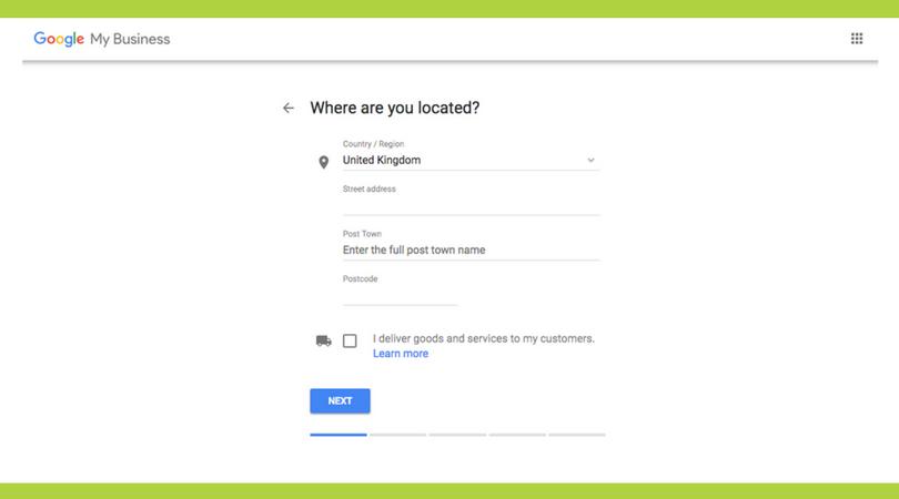 Say Hello Hello Google My Business Setup part 3
