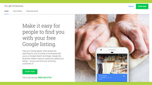 How to set up your company's Google My Business listing
