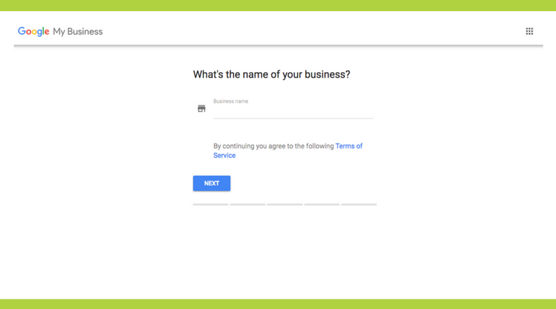 Say Hello Hello Google My Business Setup part 2