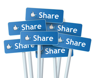 Sharing a Facebook post from your business page to a group