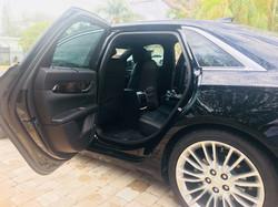 LUX Sedan Driver's Side