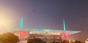 MIARide Super Bowl LIV Flyover