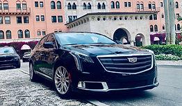 AventuraRide Cadillac XTS