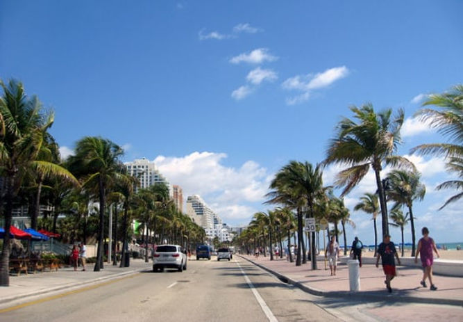 A1A in South Florida