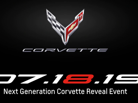 New 2020 Mid Engine Corvette Announcement Tonight...