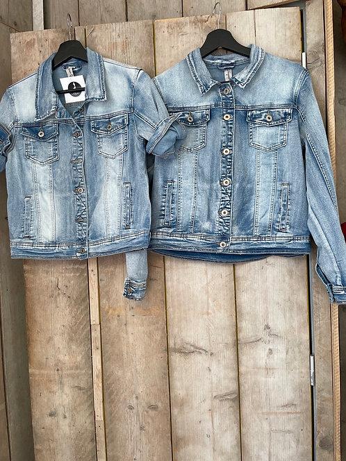 Jeans jas