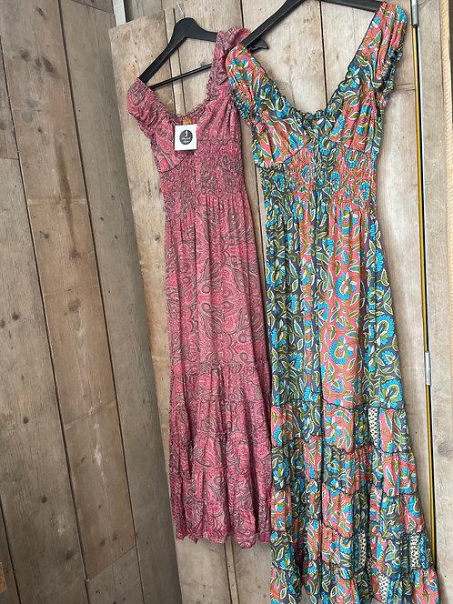 Lange kleedje