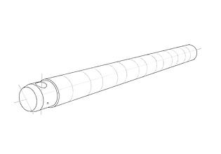 hammer pin for shredder