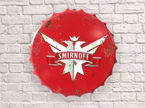 smirnoff bottle top 40cm