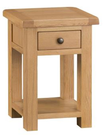 NEW KENT RUSTIC SIDE TABLE