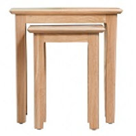 New Bromley Oak Nest of Tables