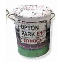 UPTON PARK STOOL LARGE