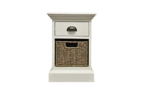 Occasional range 1 drawer 1 basket unit