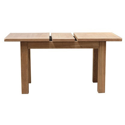 HENLEY RUSTIC  OAK SMALL DINING TABLE