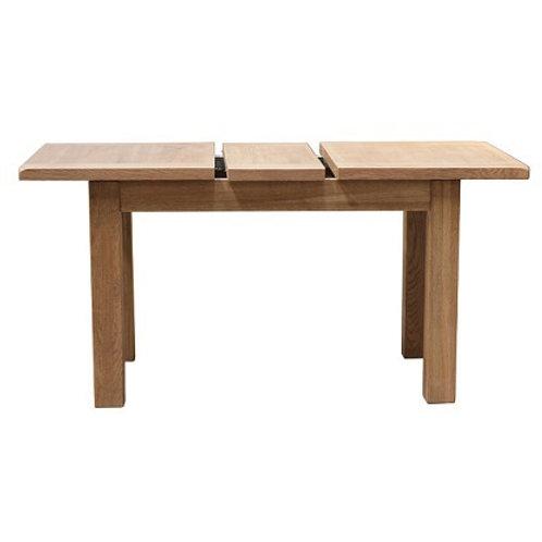 HENLEY RUSTIC  OAK STD DINING TABLE