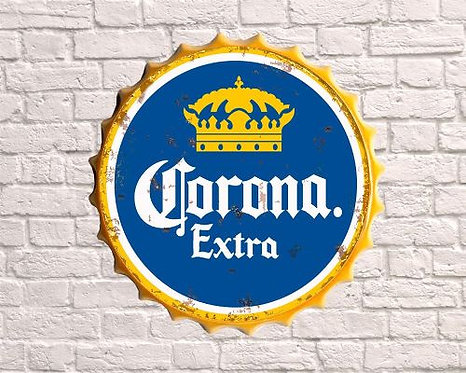 corona small bottle top