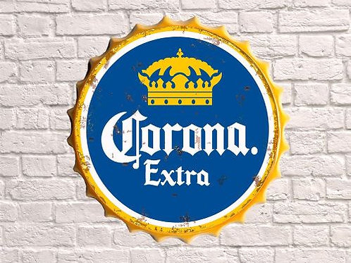 40cm corona large bottle top