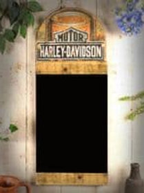 HARLEY BLACKBOARD