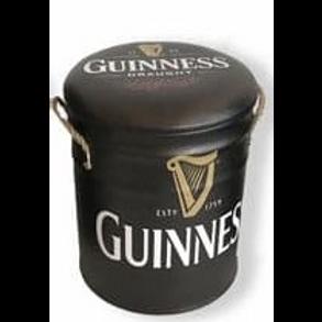 GUINNES small stool/bin