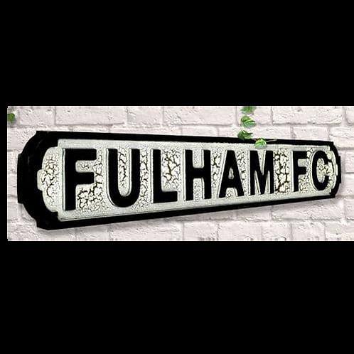 Fulham sign