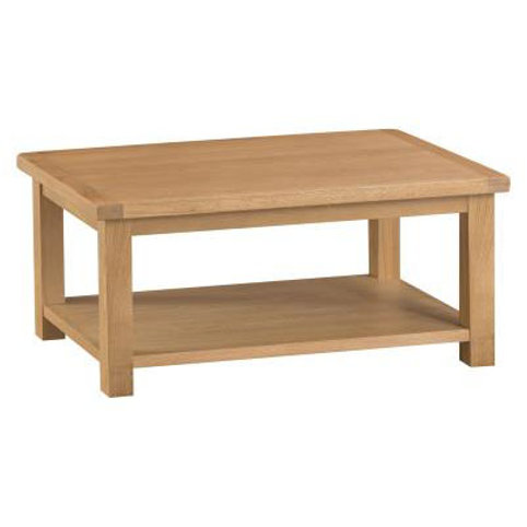 NEW KENT RUSTIC  COFFEE TABLE