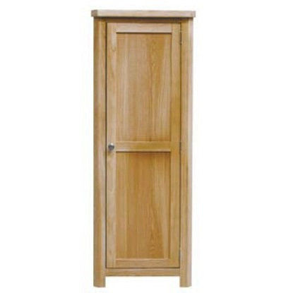 WINDSOR  OAK RANGE TALL SLIM CORNER UNIT