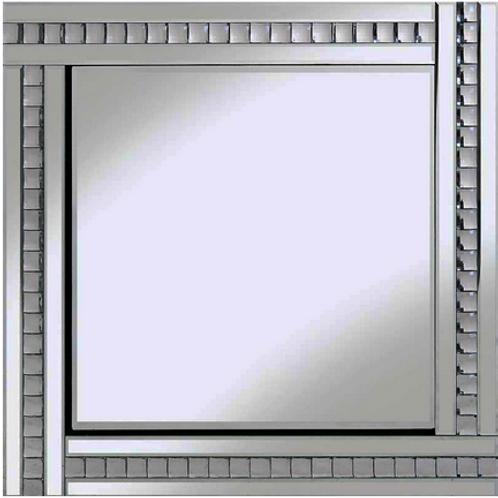 CRYSTAL MIRROR 60 X 60cm