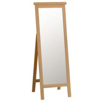 NEW KENT RUSTIC CHEVAL MIRROR