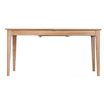 New Bromley Oak Butterfly Extending Dining Table 160cm