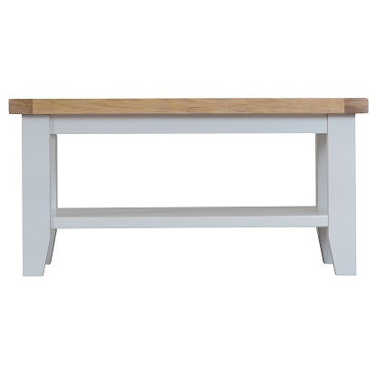 DORSET GREY PAINTED RANGE SMALL COFFEE TABLE