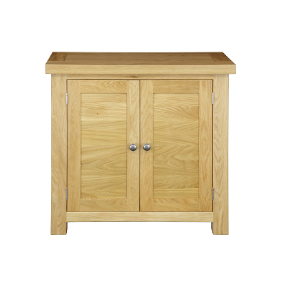 WINDSOR  OAK RANGE HALL CUPBOARD LARGE W86
