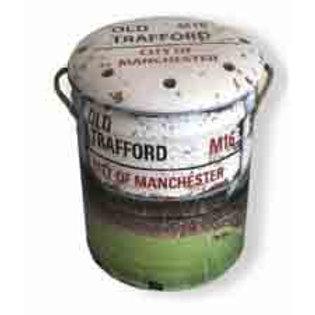 STOOL/BIN OLD TRAFFORD LARGE