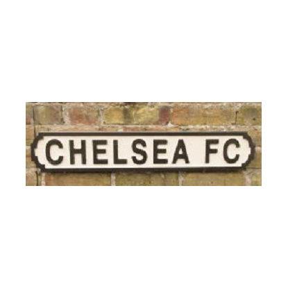 VINTAGE SIGN CHELSEA FC