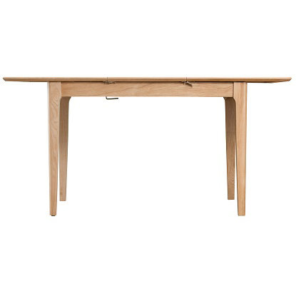 New Bromley Oak 1.2 Butterfly Extending  Dining Table