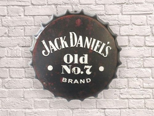 40cm bottle top jack daniels old no 7
