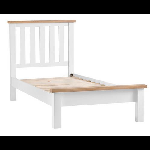 DORSET WHITE  COLLECTION 3FT BED FRAME