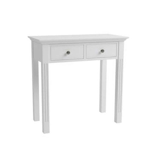 WHITE BROMPTON DRESSING TABLE