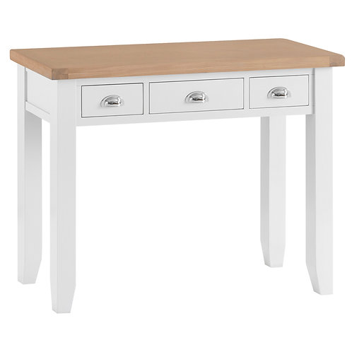DORSET WHITE  PAINTED COLLECTION DRESSING TABLE