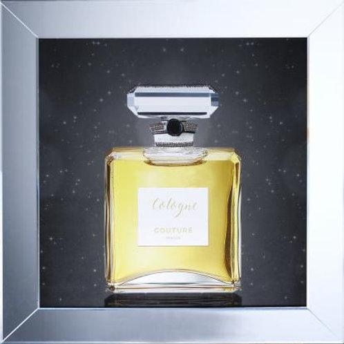 PERFUME PRINT GLASS FRAME LIQUID ART (2)