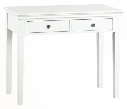 CAMDEN WHITE DRESSING TABLE