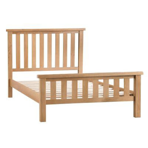 NEW KENT RUSTIC 6 FT BED FRAME