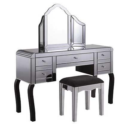 Art Deco Dressing Table Set