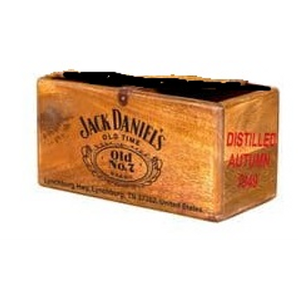 jack daniels med box