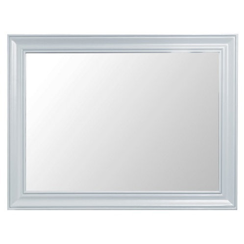 DORSET GREY PAINTED RANGE LARGE WALL MIRROR
