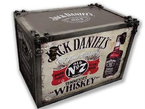 Large Retro Jack Daniels Chest