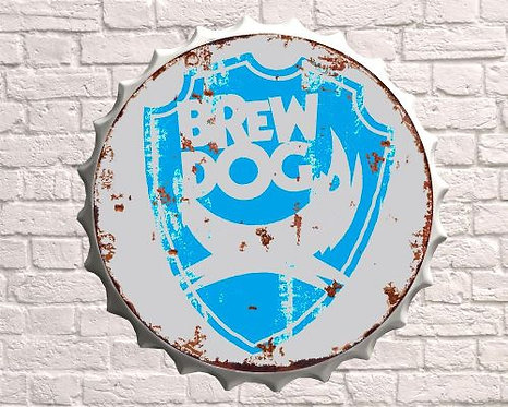 Brew dog bottle large