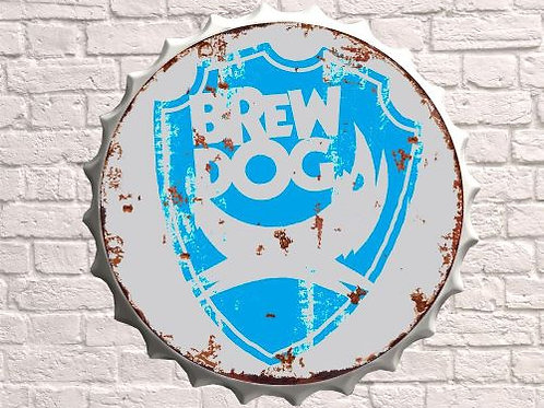 Brew dog bottle 40cm